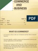 E-commerce & E-Buisness-1