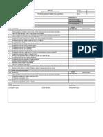 Anexo N° 2 Entregables del dossier de calidad Rv