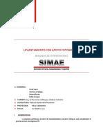 INFORME 1 SIMAE