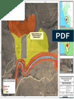 Mapa de Peligrosidad - Hospital Proyectado Huancavelia