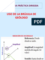 La Brújula de Geólogo