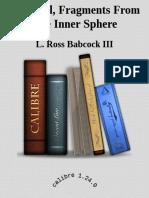#0 Shrapnel, Fragments L. Ross Babcock III