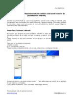 Configuracion Basica OS Mikrotik