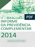Informe de Previdencia Complementar