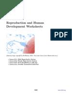 CK-12 Biology Chapter 25 Worksheets