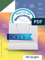 Agenda 2017 Telmex