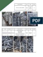 Aluminium Suppliers - 6063 Grade (99% Al Content)