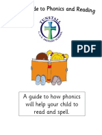 Parents Guide to Phonics and Reading