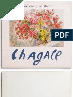 Marc Chagall. 18 Pinturas y 40 Grabados