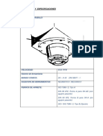 Datos Tecnicos y Especificaciones