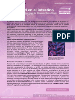 2. Immunity in the Gut (Inmunidad en El Intestino)