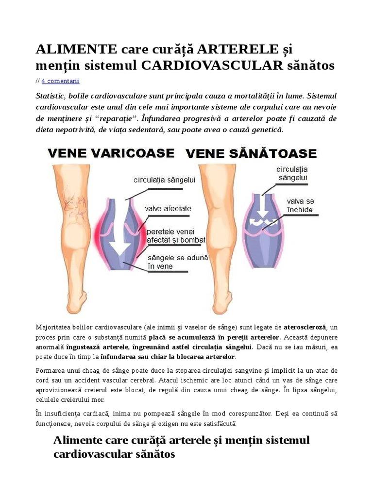 mortalitatea pentru vene varicoase limba pentru varicoză