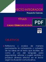 Proyecto Integrador Canvas Consejería - Casas Térmicas