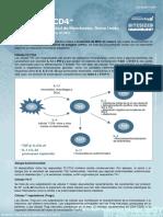 4. CD4+ T cells (Células T CD4+)