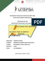 Examen de Grado - Defensa Interna - Jorge Luis Bustamante Ll - Tecnologia Del Gas Pozo Sabalo X-5