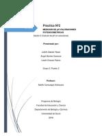 MEDICION DE pH VALORACIONES POTENCIOMETRICAS