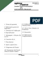 Posicionador Eletro-Pneumático EPL-Installation Maintenance Manual