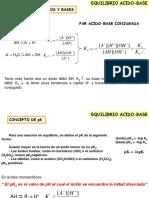 Equilibrio Acido Base - 2