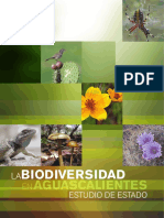 Estudio Biodiversidad en Aguascalientes