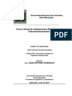 Curso JJ Y Virtual de Instalaciones Eléctricas y de Telecomunicac