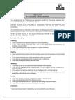 Evaluación de Nivel de Aptitud - C1 - Eng