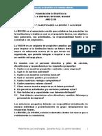 Planeacion General Estrategica Natural Bioser