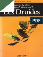 Guyonvarc'h Christian-Joseph - Le Roux Françoise - Les Druides