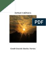 Graciela Sánhez - Poemas - Espejo y Réplica