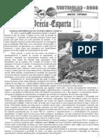 História - Pré-Vestibular Impacto - Grécia - Esparta III