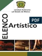Catalogo Del Elenco Artistico Musica Actividades
