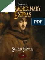 5e Extraordinary Extras - Sacred Service