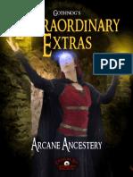 Extraordinary Extras - Arcane Ancestry