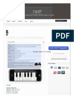 Kaathal Rojave Enge Nee Enge a Roja Piano Keyboard
