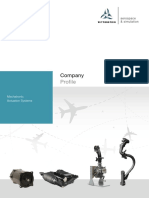 Company Profile Wittenstein Aerospace Simulation En