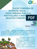 Apresentação Luiz Cláudio Vieira - Iterj