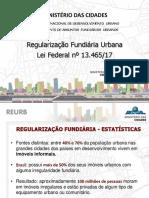 Apresentação-REURBLei_13645 ALERJ - Francisco Filomeno