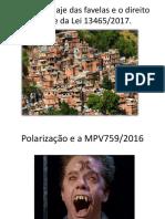 Direito de Laje EMERJ 2017 - Claudia Corrêa