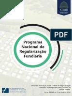 """Cartilha """"Mudanças na Lei Federal de Regularização Fundiária e os impactos para o Estado do Rio de Janeiro"""""""