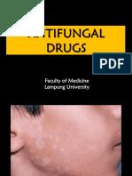 Antifungal DRUGS 2