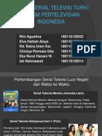 Tren Serial Televisi Turki Di Indonesia (Budaya Kontemporer)
