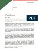 Jurich Termination Letter 10-20-2017