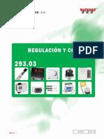 Catalogo Soler (Regulacion y Control)
