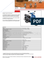 Yamaha Vega Rr Fr Cfao Motors 225 2014