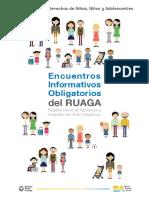 Cuadernillo Eio Ruaga - Proceso de Adopción en La Ciudad Autónoma de Buenos  Aires Argentina