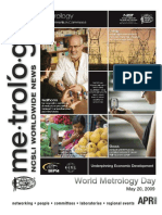 April Metrologist 2009