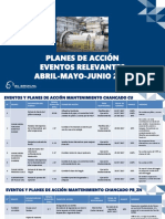 Planes de Acción Eventos Impactantes Abril-Mayo-Junio 2017 Rev5