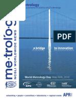April Metrologist 2010