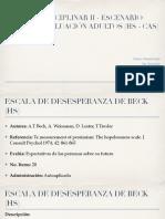 Evaluación Psicológica - Adultos - HS - CAS