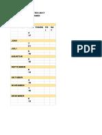 TOEFL Itp Test Dates 2017