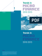 Trends in Micro Finance 2010 2015